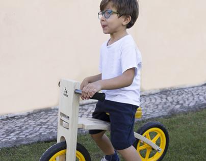 bicicleta evolutiva  WOOGO