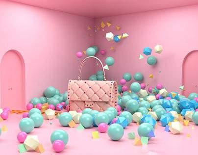 Valentino Garavani - Candy Stud Factory