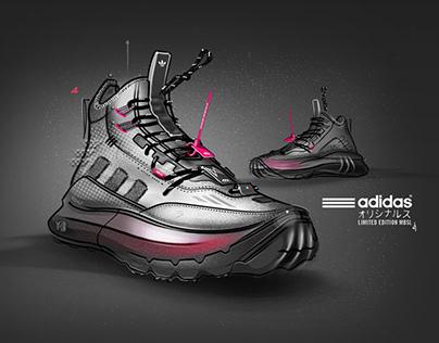 Y3 Series I Sketch /// Adidas - Ideation ///