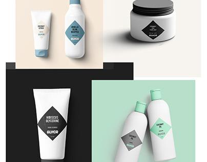 GLYCR Branding