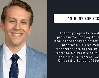 Anthony Kopiecki | Branded Bio Cards