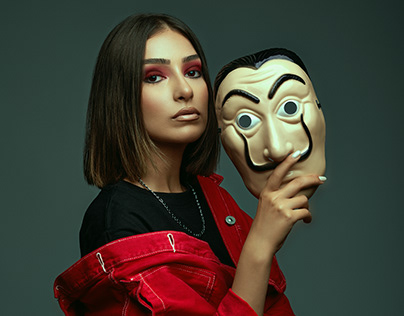LCDP / model: Aysel / MUA: Raisa Aziz