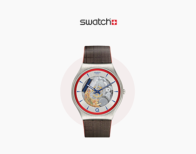 SWATCH - website redesign