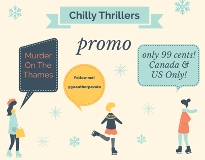 Kobo Promo Chilly Thrillers