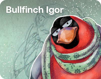 Bullfinch character creation story