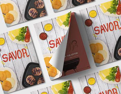 Savor | Seasonal Food Magazine