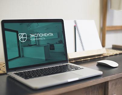 Exponenta. Logo