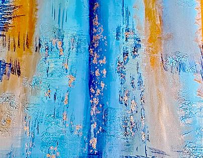 Acrylic on Canvas - Part 1