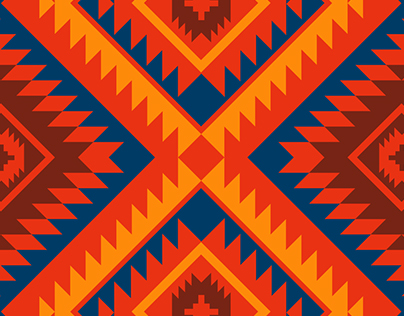 Navajo - Nordic Patterns