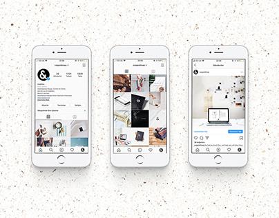 Caq&Maq Logo Design & Social Media Management