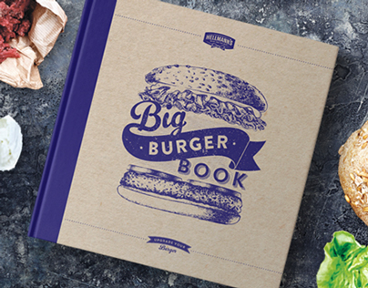 Hellmann's Big Burger Book