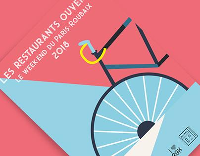 Paris-Roubaix 2018 / Restaurants