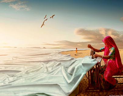 Sewing Sea