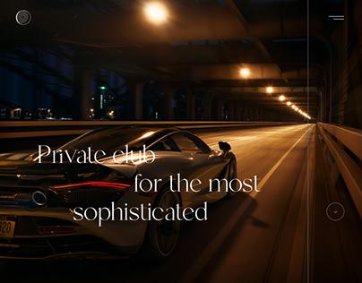 Private Luxury Club