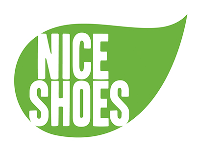 Nice Shoes, Logo and Website