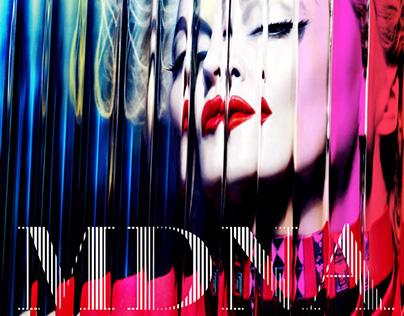 MDNA Album Art