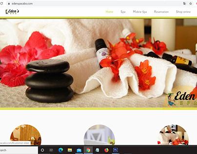Sitio Web y tienda en linea