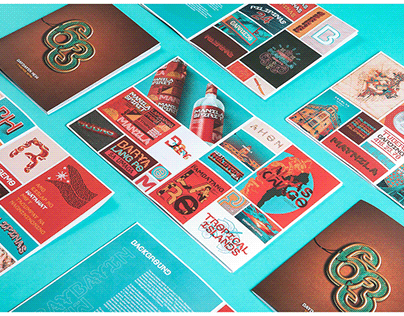 Baybayin New : Decorative Display Typeface