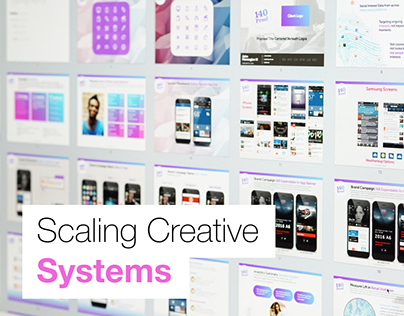 140 Proof Creative Systems at Scale