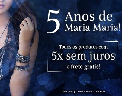 Mídias Sociais - Maria Maria