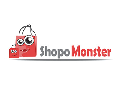 ShopoMonster Logo