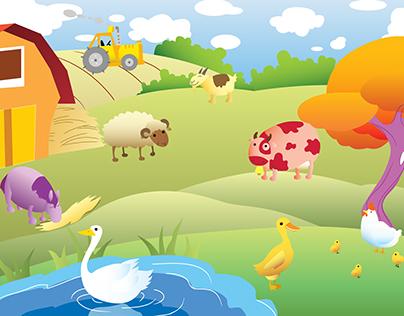 Animal Farm Illustration