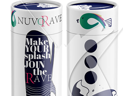 Packaging Design for NuvoRave
