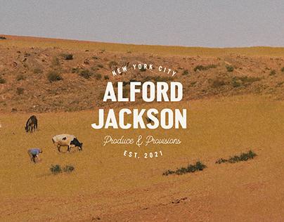 Alford Jackson