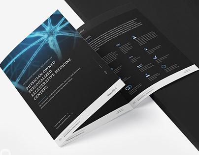 Regenerative Medicine LLC Professional Brochure