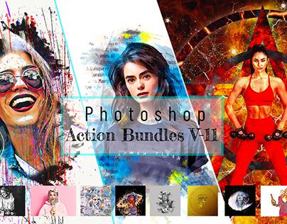 Photoshop Action Bundles V-11