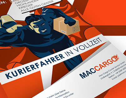 MacCargo campaign