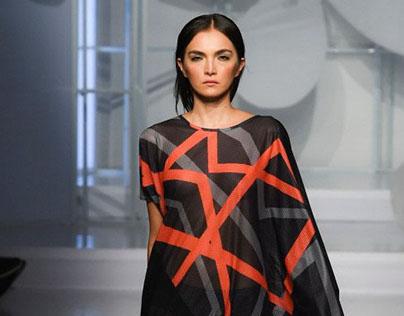 Textile design for Laura Laurens
