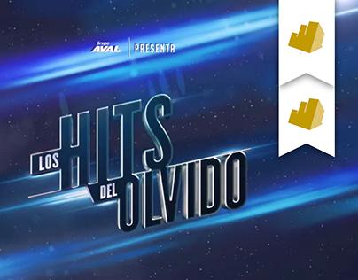 LOS HITS DEL OLVIDO