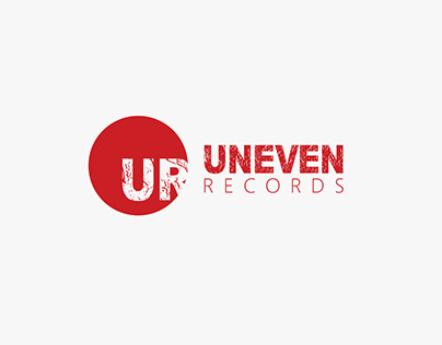 Uneven Records   Logo