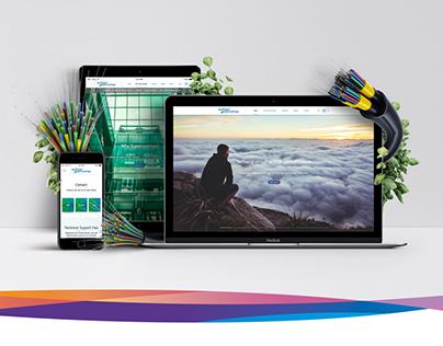 DSM Supercoatings website redesign