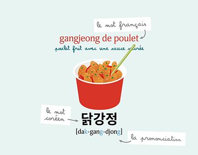 Motion Book Teaser / Guide de conversation coréen
