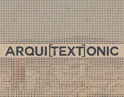 ARQUI [TEXT] ONIC