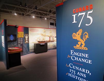 Cunard 175: Engine for Change
