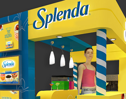 Splenda branding design