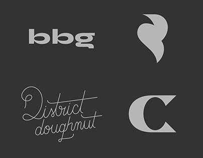 Logos, Marks and Symbols