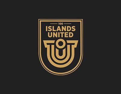 Islands United FC Club Logo