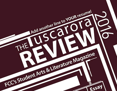 Tuscarora Review Poster
