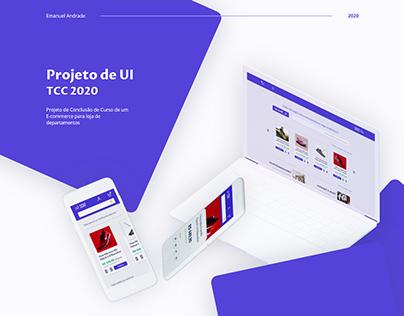 Projeto de UI - TCC 2020