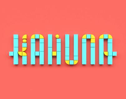 KAHUNA   3D Promotion Animation
