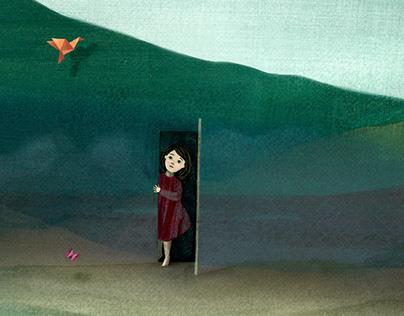 Reality and Fantasy | Illustration