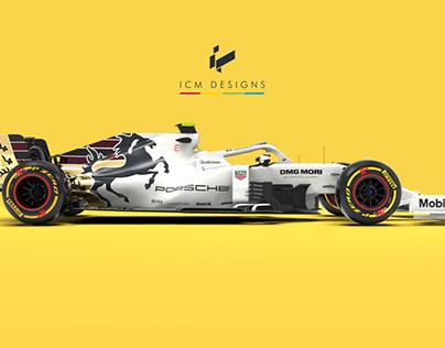 Porsche x F1