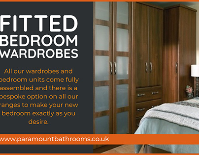 Fitted Bedroom Wardrobes