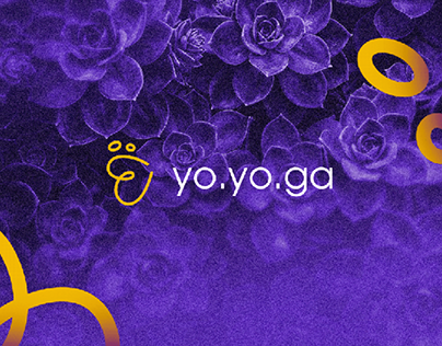 YO.YO.GA | Branding. Aerial yoga studio