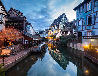 The beauty of Colmar