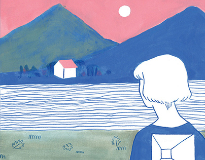 """Art for Laura Marling's """"Alas, I Cannot Swim"""""""